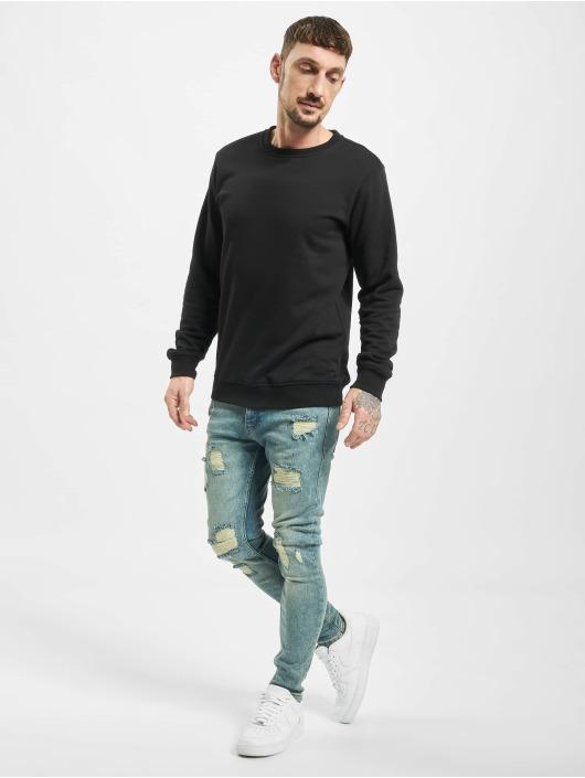 2Y Skinny Jeans Umit blau