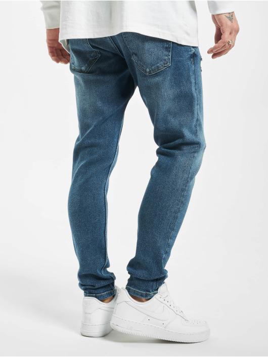 2Y Skinny Jeans Duke blau