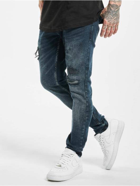 2Y Skinny Jeans Tino blau