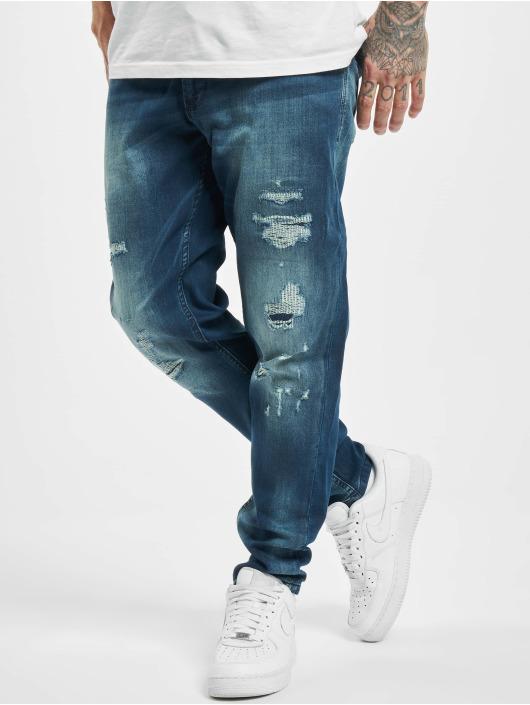 2Y Skinny Jeans Tyrone blau