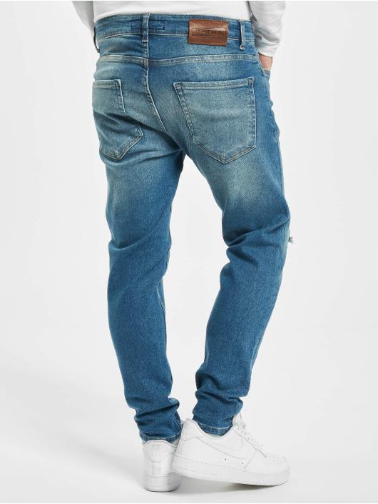2Y Skinny Jeans Rio blau