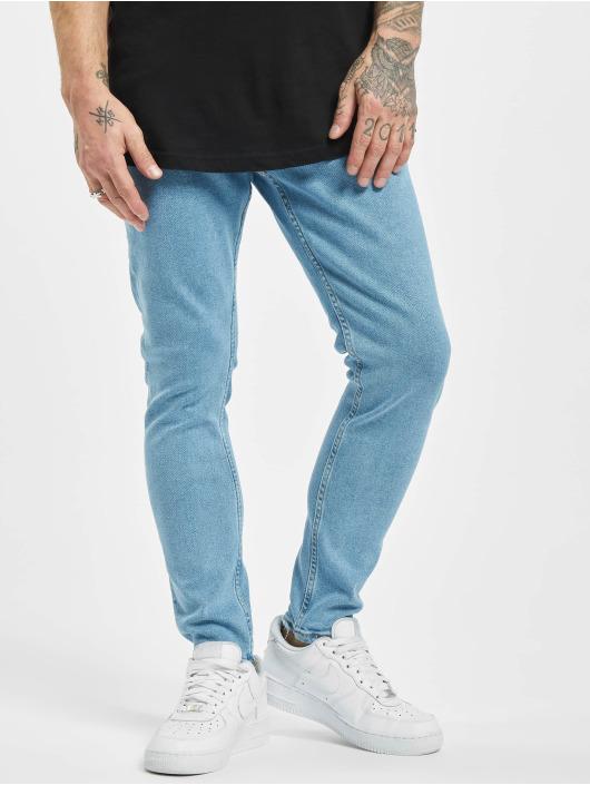 2Y Skinny Jeans Lee blau