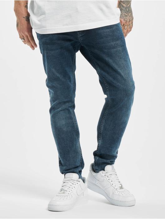 2Y Skinny Jeans Andy blau