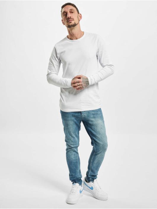 2Y Skinny Jeans Kemal blau