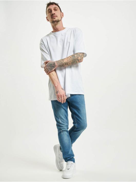 2Y Skinny Jeans Inglewood blau