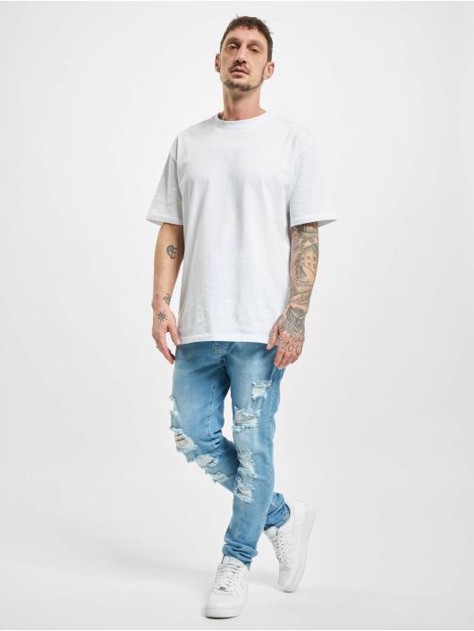 2Y Skinny Jeans Spokane blau