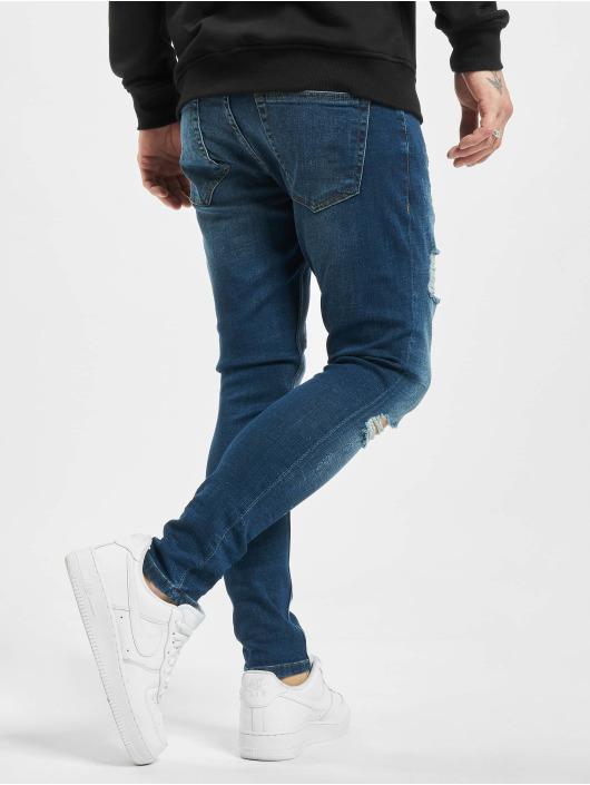 2Y Skinny jeans Zerrin blauw