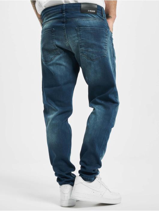 2Y Skinny jeans Tyrone blauw