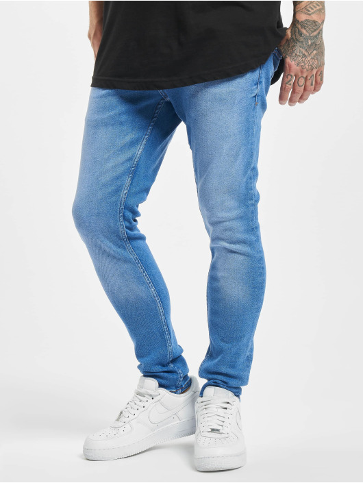 2Y Skinny jeans Curtis blauw