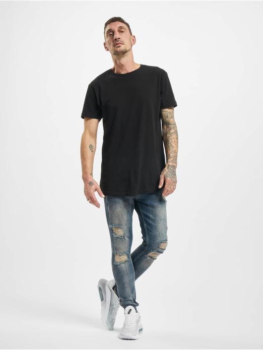 2Y Skinny jeans Adam blauw