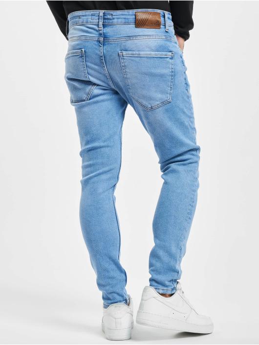 2Y Skinny jeans Ben blauw
