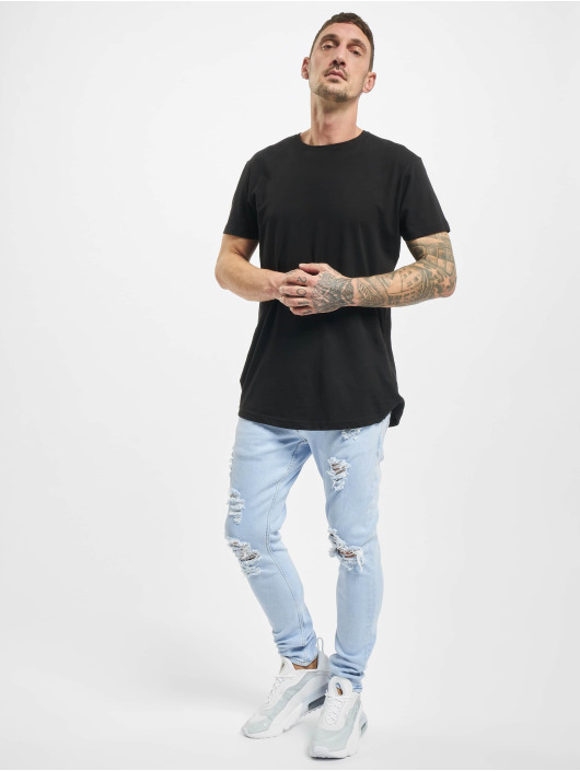 2Y Skinny jeans Alex blauw
