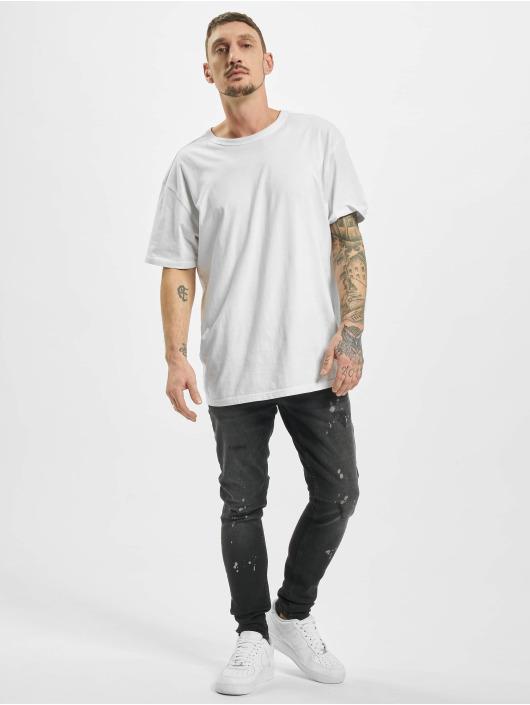 2Y Skinny Jeans Fex czarny