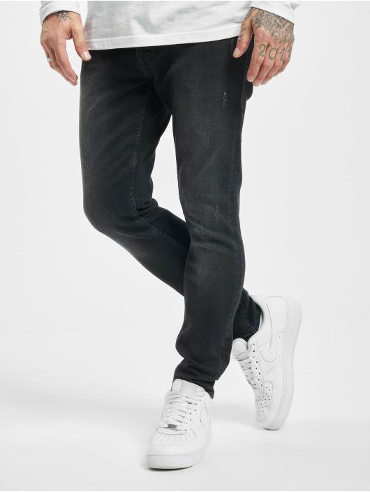 2Y Skinny Jeans Jenna czarny