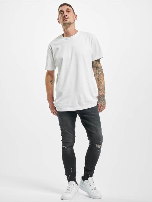 2Y Skinny Jeans Charles czarny