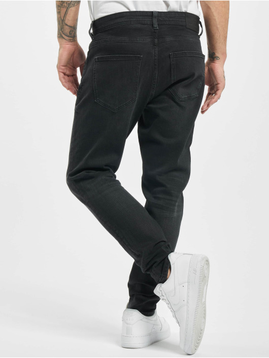 2Y Skinny Jeans Pablo czarny