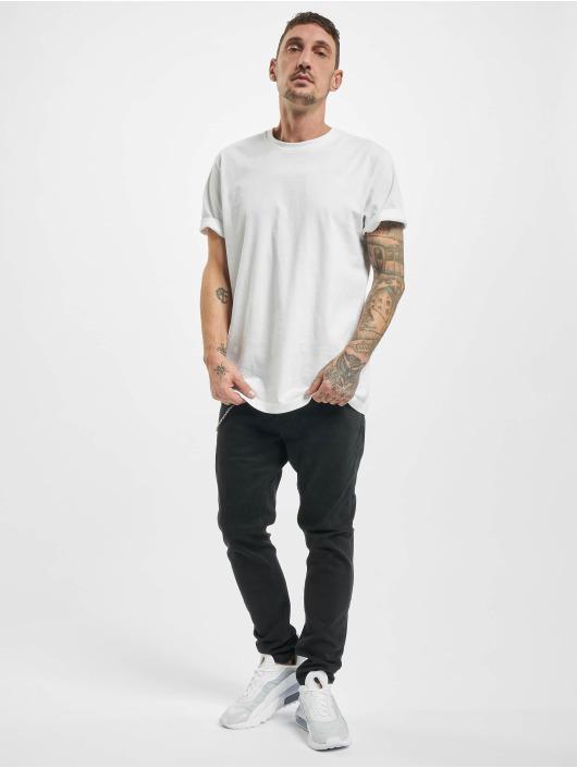 2Y Skinny Jeans Tobi czarny