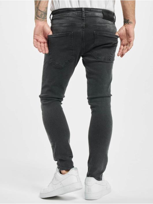 2Y Skinny Jeans James czarny