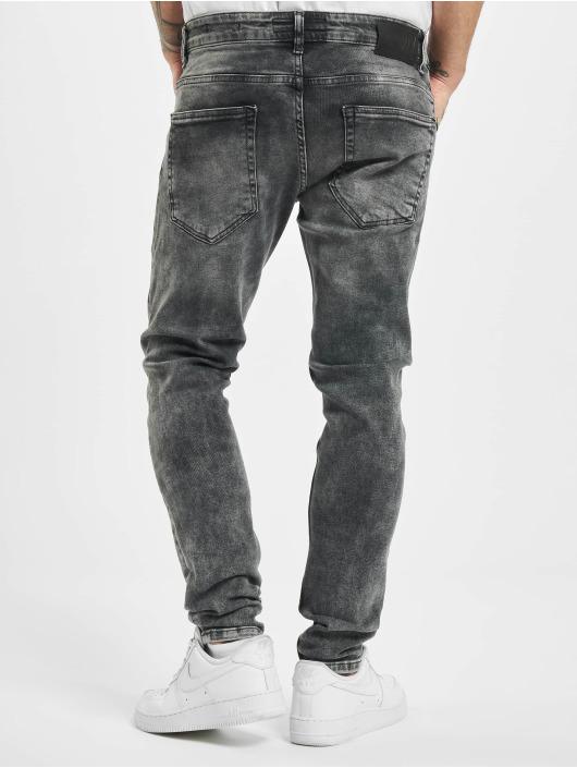 2Y Skinny Jeans Riccardo grau