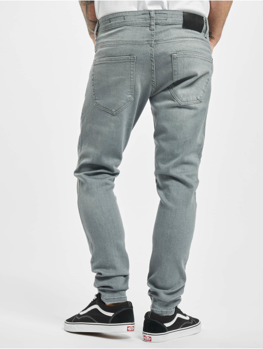 2Y Skinny Jeans Tim grau