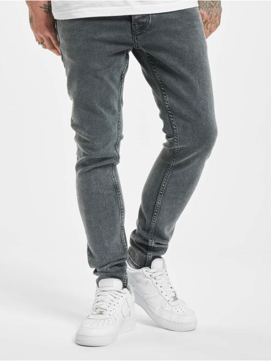 2Y Skinny Jeans Karl grey