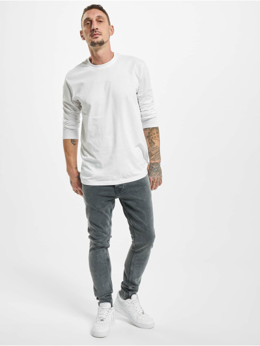 2Y Skinny jeans Karl grijs