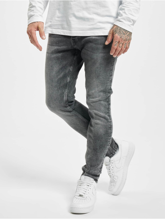 2Y Skinny jeans Kevin grijs