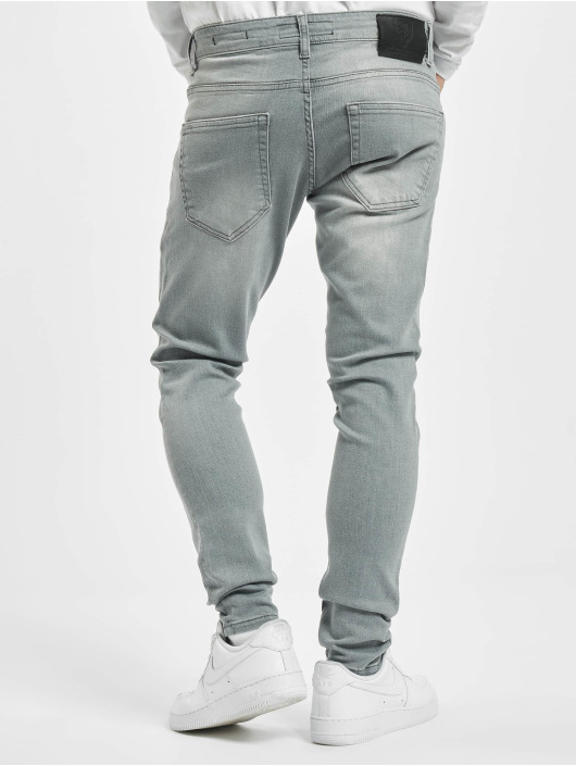 2Y Skinny jeans Jamal grijs