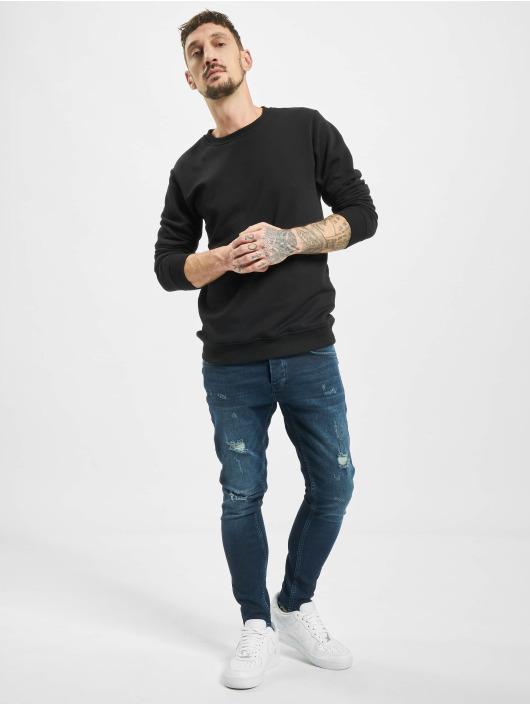 2Y Skinny Jeans Zeki modrý