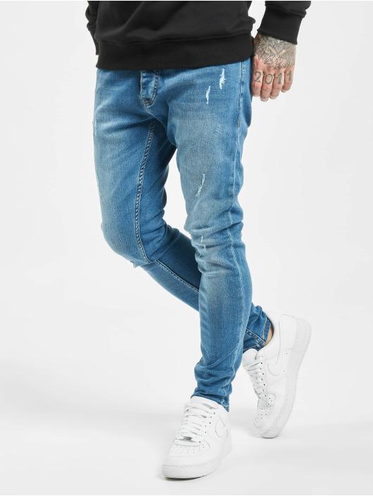 2Y Skinny Jeans Musa niebieski