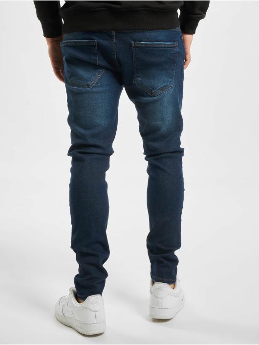2Y Skinny Jeans Refik niebieski