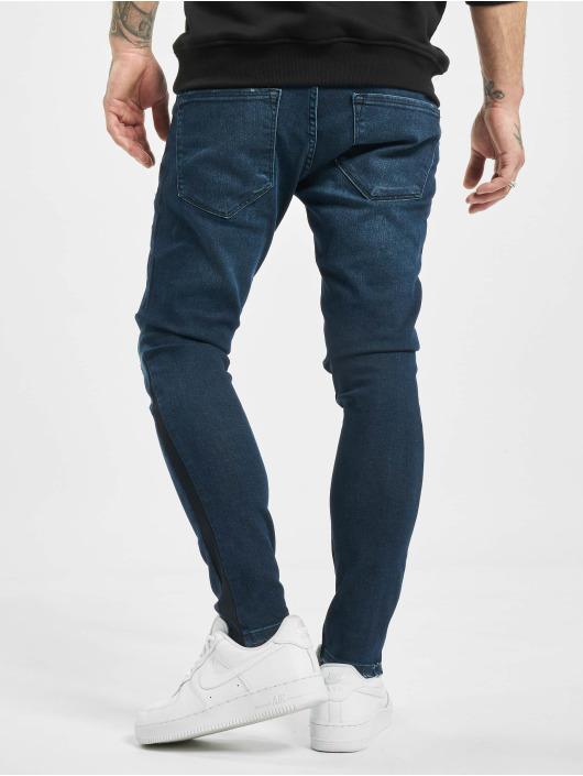 2Y Skinny Jeans Zeki niebieski
