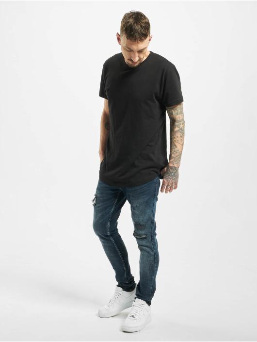 2Y Skinny Jeans Tino niebieski