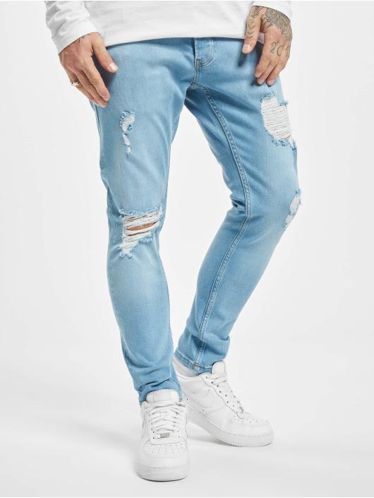 2Y Skinny Jeans Rodrigo niebieski