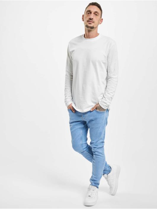 2Y Skinny Jeans Wayne niebieski