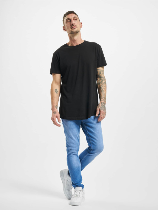 2Y Skinny Jeans Curtis niebieski