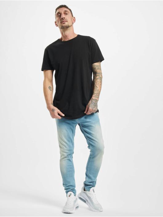 2Y Skinny Jeans Blake niebieski