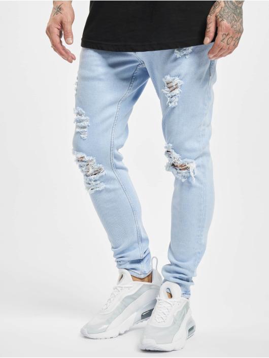 2Y Skinny Jeans Alex niebieski