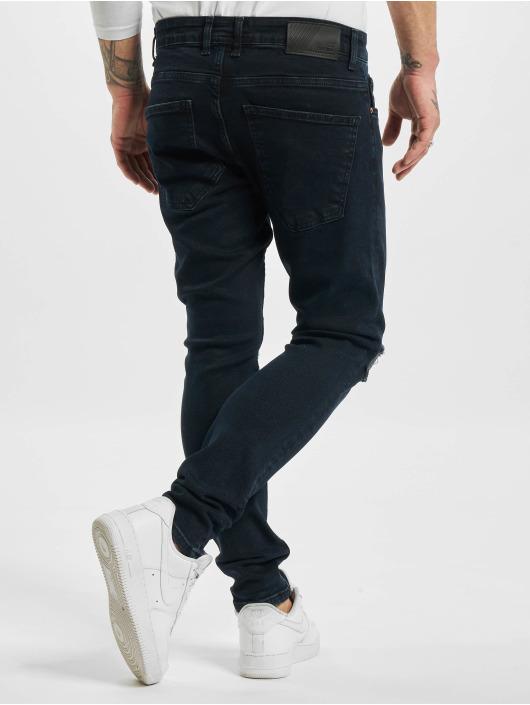 2Y Skinny Jeans Cedric niebieski