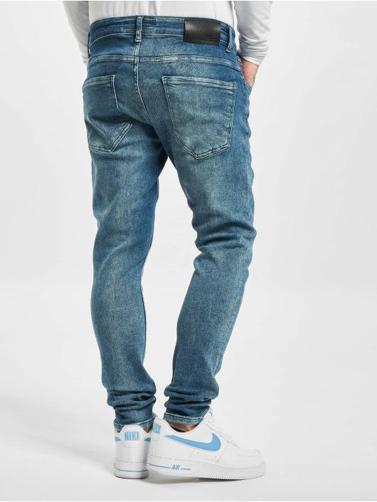 2Y Skinny Jeans Kemal niebieski