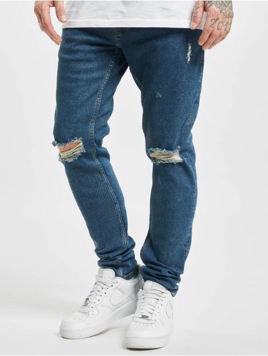 2Y Skinny Jeans Irvine niebieski