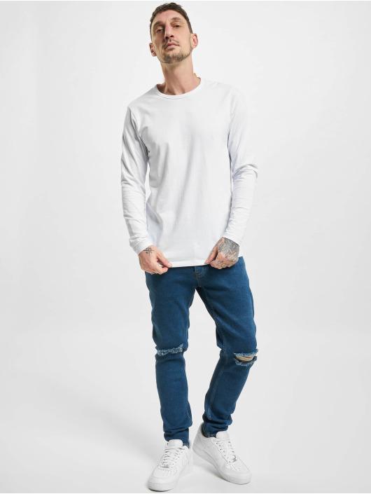 2Y Skinny Jeans Quentin niebieski