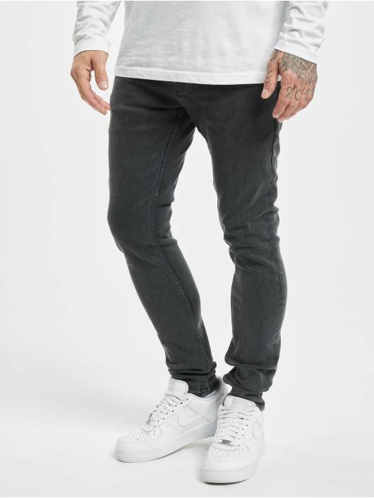 2Y Skinny Jeans Patrick schwarz