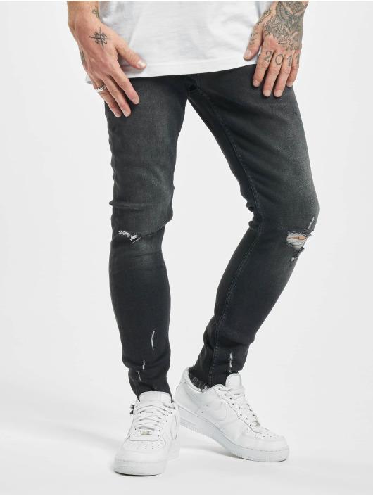 2Y Skinny Jeans Charles schwarz