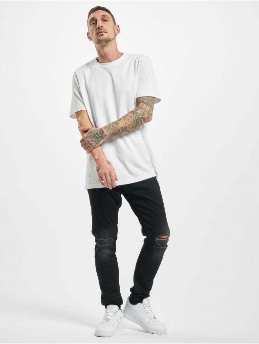 2Y Skinny Jeans Jay schwarz