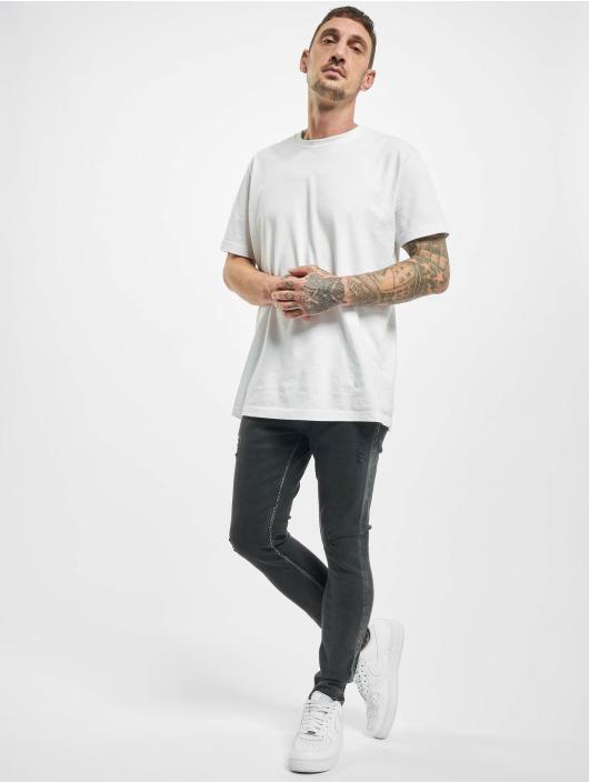 2Y Skinny Jeans James schwarz