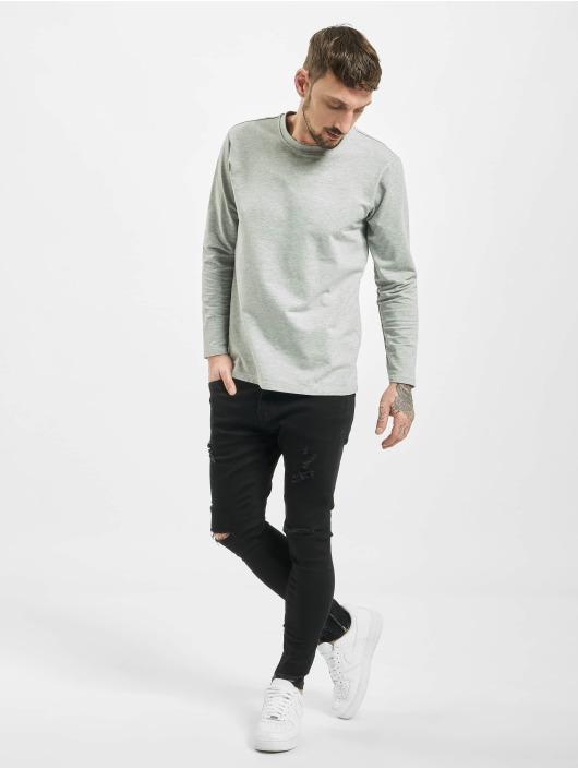 2Y Skinny Jeans Tezzy Skinny Fit sort