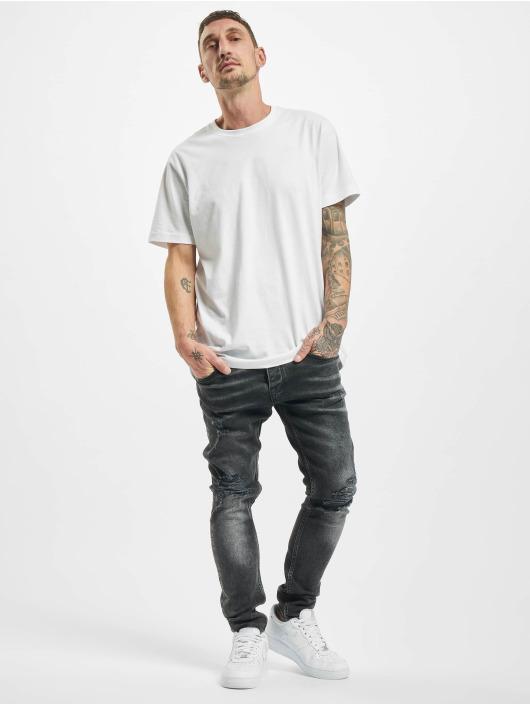 2Y Skinny Jeans Ken szary