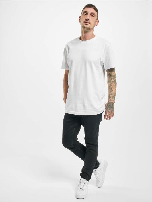 2Y Skinny jeans Matt zwart