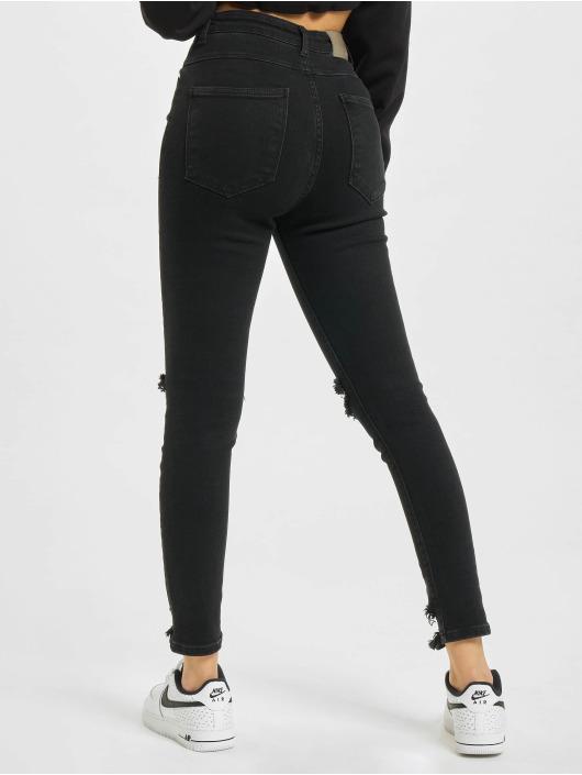 2Y Skinny jeans Bessi zwart